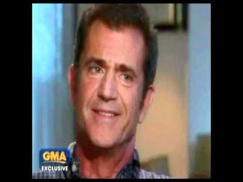 Mel Gibson Accounts for his Drunken Anti-Semitic Tirade (Part 1 of 2)