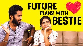 Future Plans with Bestie | Awesome Machi