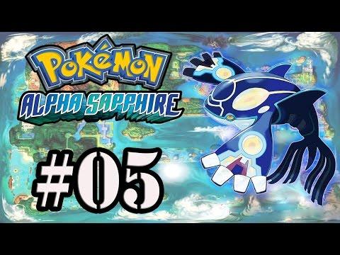 Let's Play: Pokémon Alpha Sapphire - Parte 5