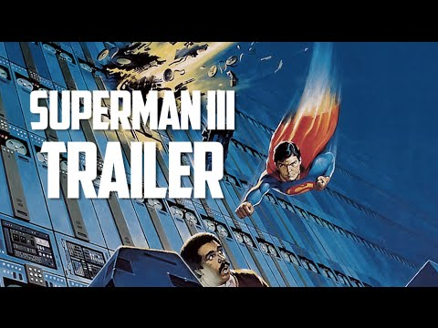 Trailer do filme Superman III