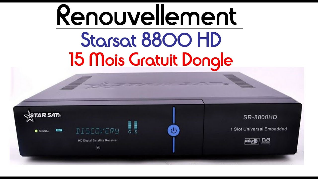 nouvelle version starsat 8800 hd rar
