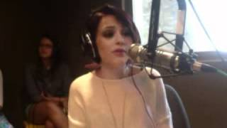 Cher Lloyd - Interview & performance - 96.7 Kiss FM - Austin, Texas