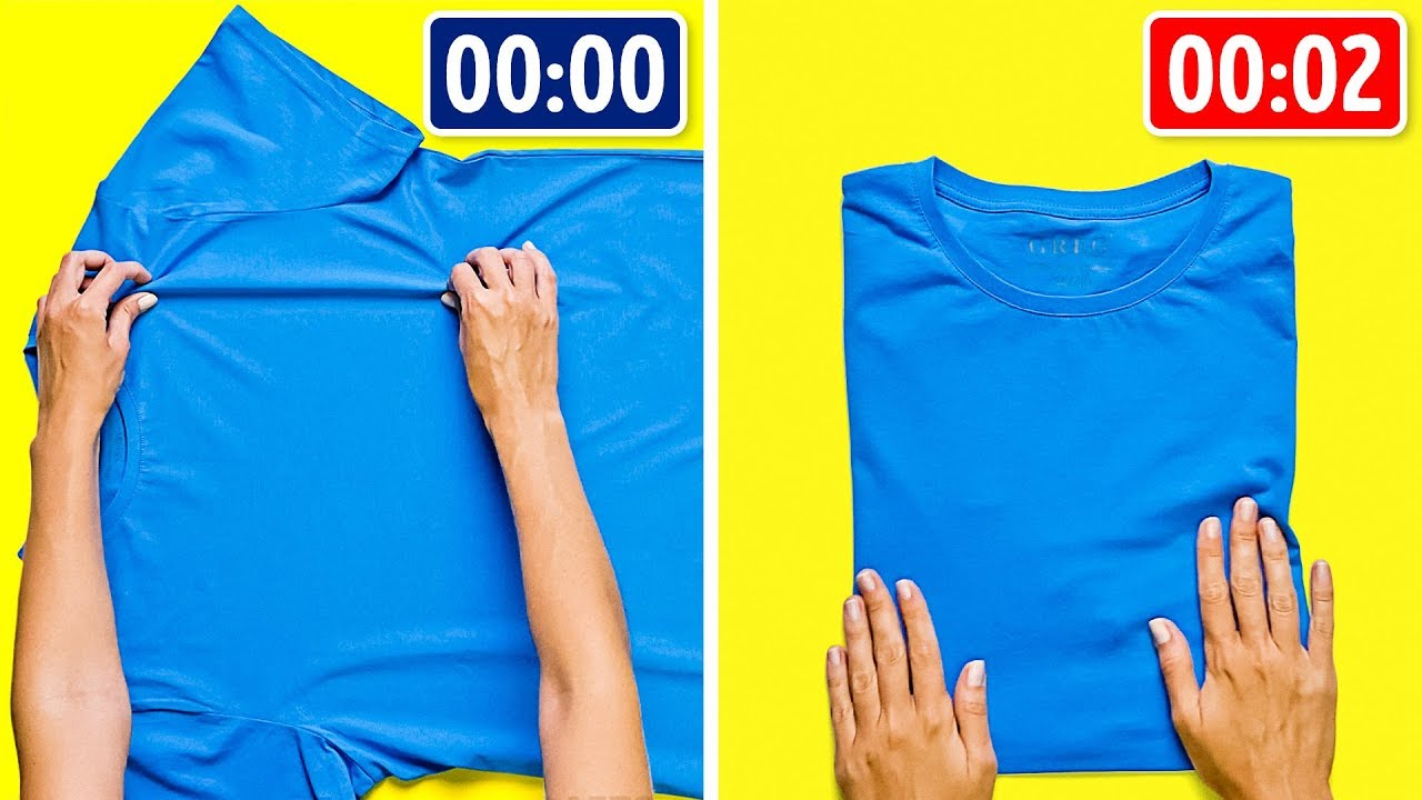 30 AWESOME T SHIRT HACKS FOR KIDS