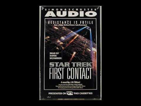 13   Star Trek First Contact   Abridged Novelization