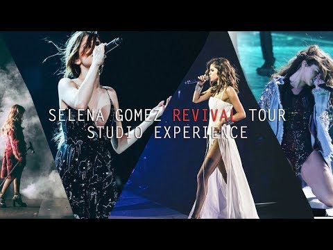 Selena Gomez - Revival Tour Studio Experience ALBUM SAMPLER (Audio Version)