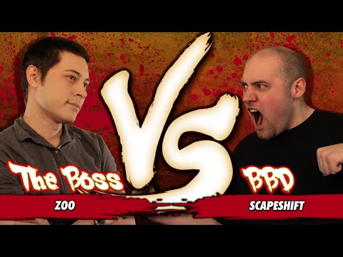 Versus Series: Game 1 - Brian Braun-Duin (Scapeshift) vs Tom Ross (Zoo)