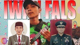 Wahai Presiden kami yang Baru - IWAN FALS cover ( Fadzikri )