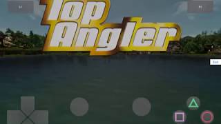 PS2 for ios- Top Angler (Gameplay) iPad Pro