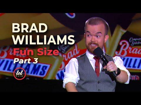 Brad Williams Fun Size  Part 3 |LOLflix