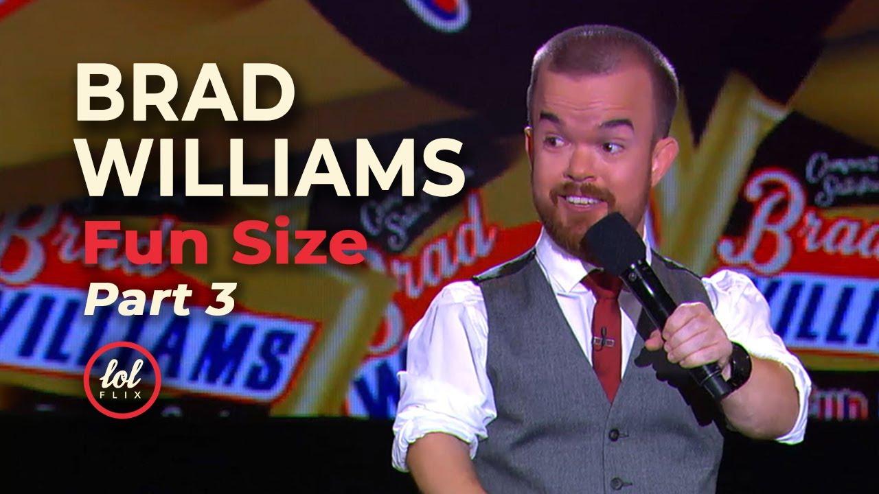 Download Brad Williams Fun Size • Part 3  LOLflix