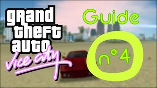 Guide de GTA : Vice City - 4ème partie - PC