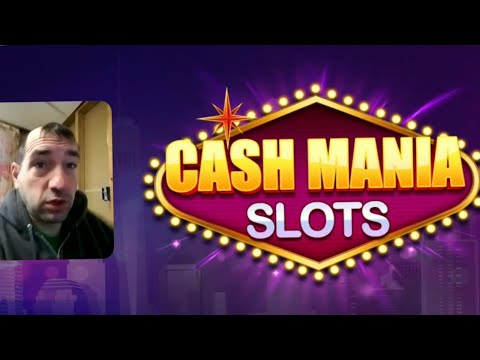 CASHMANIA SLOTS 2019 Free Vegas Casino Mobile Game | Android / Ios Gameplay Youtube YT Video Leon LH
