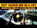 Download HOT DANCE MIX  80 90'S  ARGENTINA 050118 MP3 song and Music Video