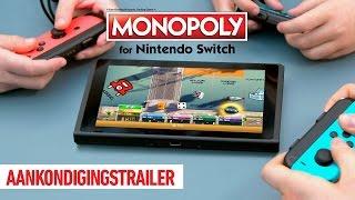 Monopoly voor Nintendo Switch Aankondigingstrailer