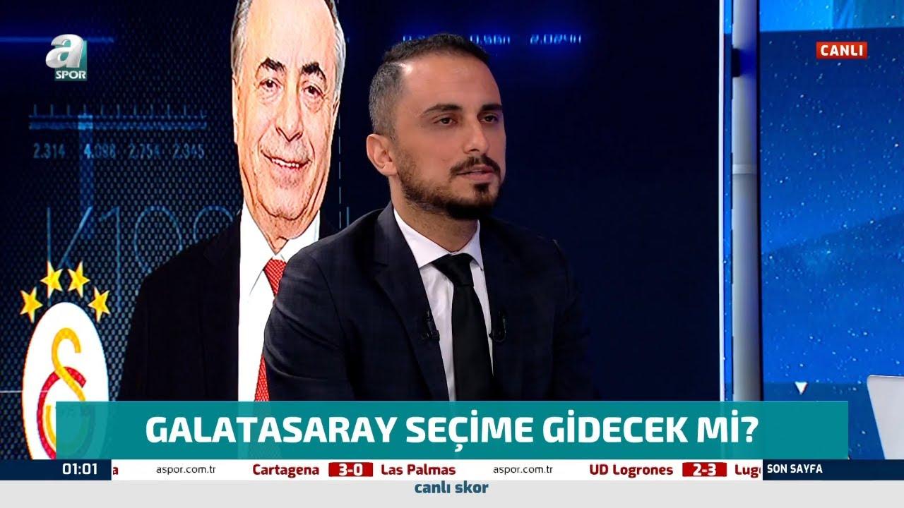 Taner Karaman: ''Galatasaray'ı FIFA'ya Şikayet Etmiş Biri Kaptan Olarak Sahaya Çıkamaz!'' 25.10.2020