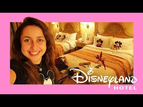 Disneyland Paris Disneyland Hotel - Room Tour