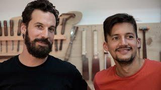 Ebeniste Paris, prototypage : video d' Atelier Seewhy - Synapses sur Arch & Home