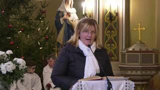 Karcagi Római Katolikus szentmise 2020.02.02.