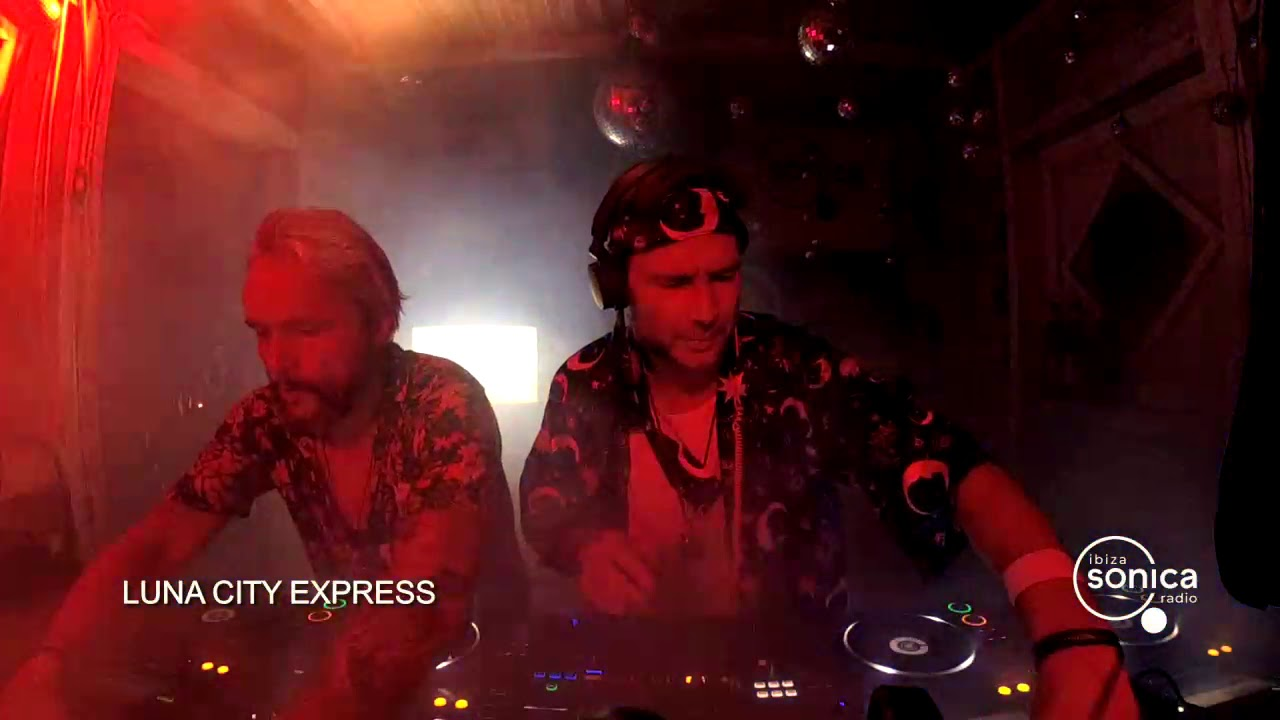 Download Luna City Express  - Live NYE from Zanzibar 01/01/2020