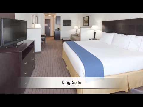 Holiday Inn Express Hotel and Suites Omaha I-80 - Omaha, Nebraska