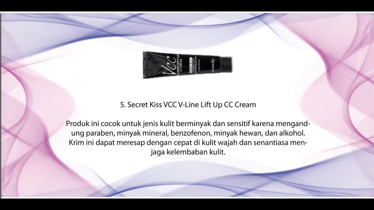 10 Merek CC Cream Untuk Kulit Berminyak Terbagus - YouTube