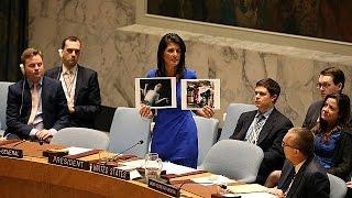 Совбез ООН раздирают противоречия в связи с химатакой в Идлибе