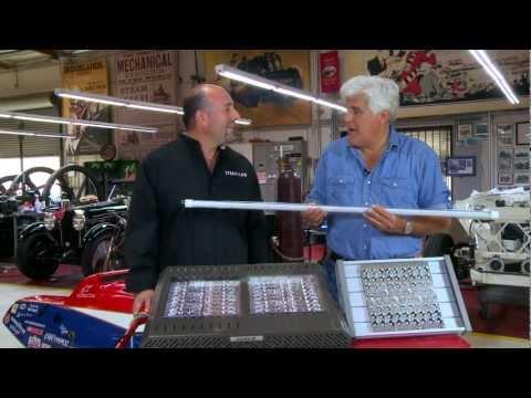 LED Shop Lights - Jay Leno's Garage