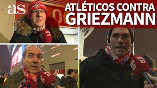 ATLÉTICO 0- BARCELONA 1 | Los atléticos cargan contra GRIEZMANN y se rinden a MESSI | Diario AS