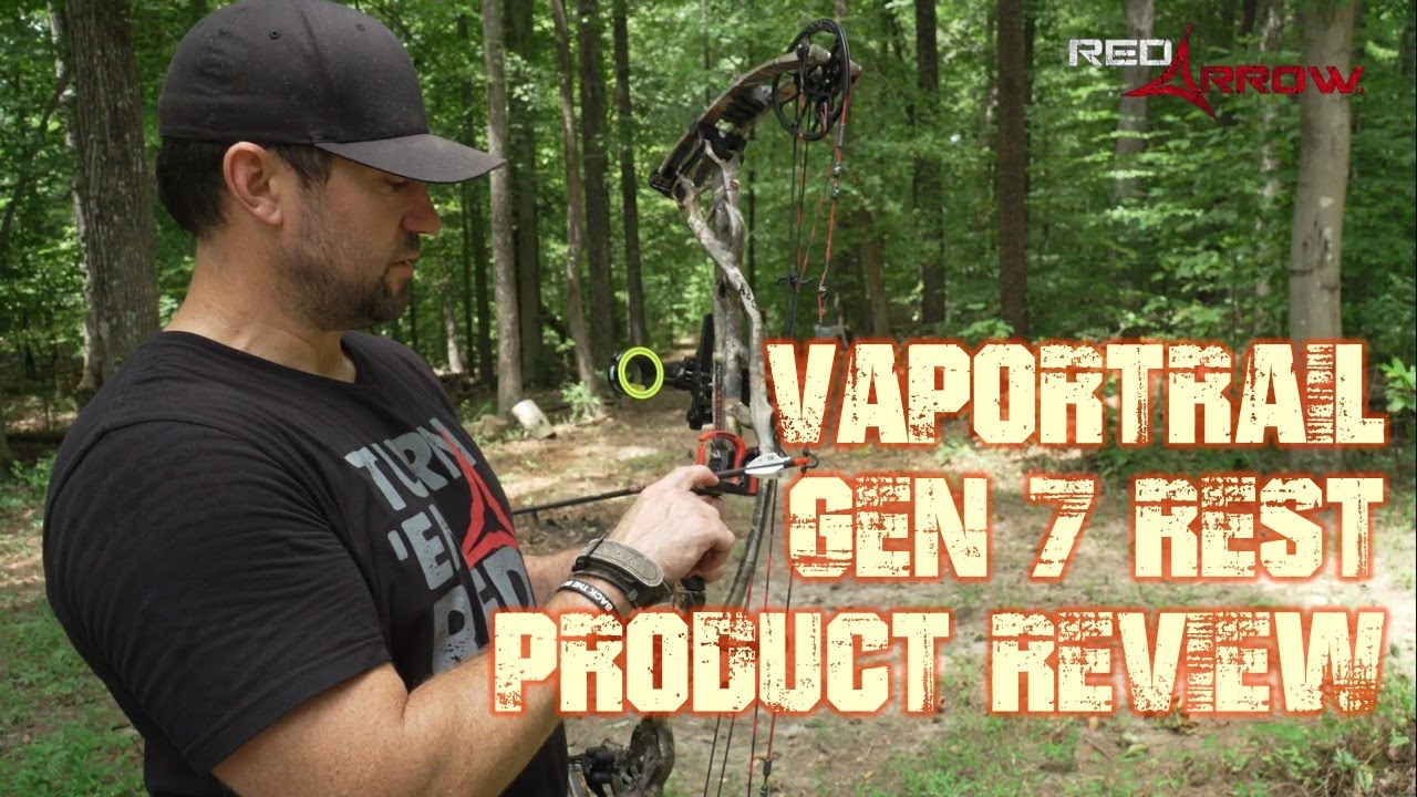 VaporTrail Gen 7 Rest Product Review I Red Arrow