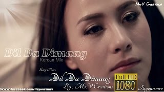 Dil da dimag full video with hard story by Mr V creations