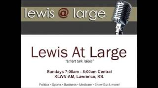 Lewis at Large - Charlotte Stewart