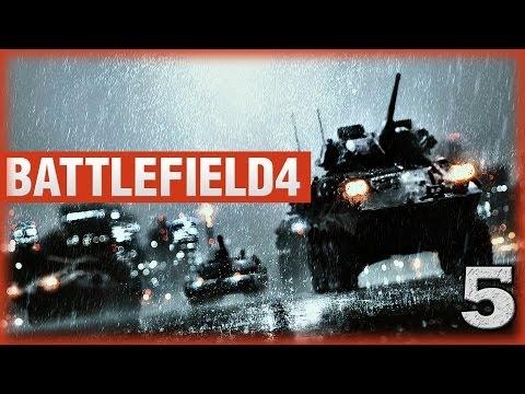 Смотреть прохождение игры Battlefield 4. Серия 5: Аэропорт.