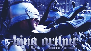 "Reaction | Трейлер #2 ""Меч Короля Артура/King Arthur: Legend of the Sword"""