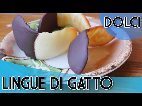 Ricetta Lingue Di Gatto Di Iginio Massari.Lingue Di Gatto Ricetta Di Iginio Massari Youtube