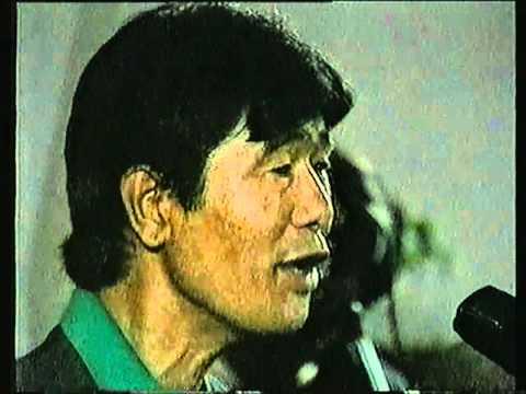 ARUN THAPA - jati maya laye pani-ORIGINAL LIVE _rare video_