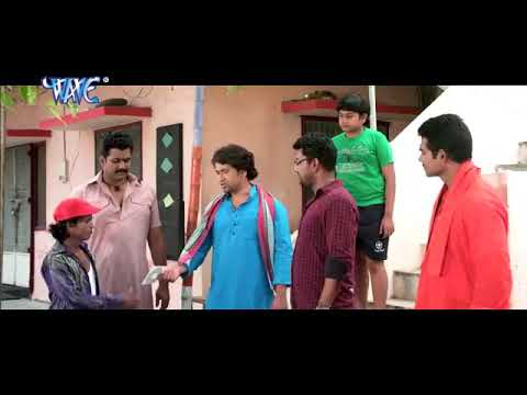 comedy scence from patna se pakistan movie