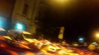 15 флаг фанов Барсы в Киеве