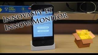 InnovaMonitor et InnovaSpy - Espionner votre iPhone ou iPad à l'aide d'un autre appareil