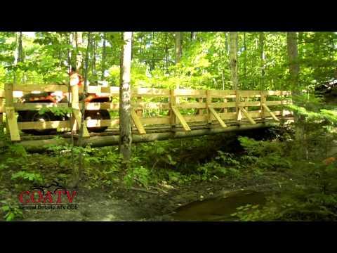 Central Ontario ATV Trail System