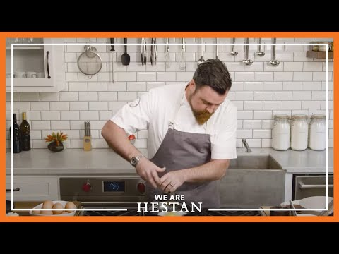 Hestan NanoBond: Chef Matt Bolus' Perfect Eggs
