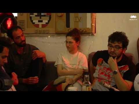 חתיכות | עמית איצקר ויואב טל גוזרים ומדביקים את המפשעות, אורן פישר ואת אודסיטי  | halalit.tv