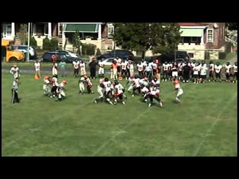 Troy Robinson Junior Year Highlights 2012
