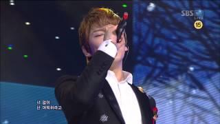 Video 디셈버 (December) [Don't Go] @SBS Inkigayo 인기가요 20121223 download MP3, 3GP, MP4, WEBM, AVI, FLV Agustus 2018