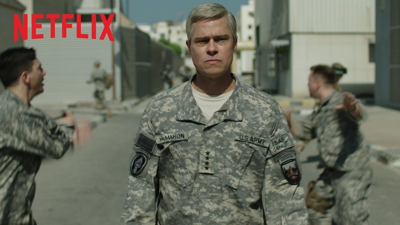 War Machine - Bande-annonce principale - Seulement sur Netflix