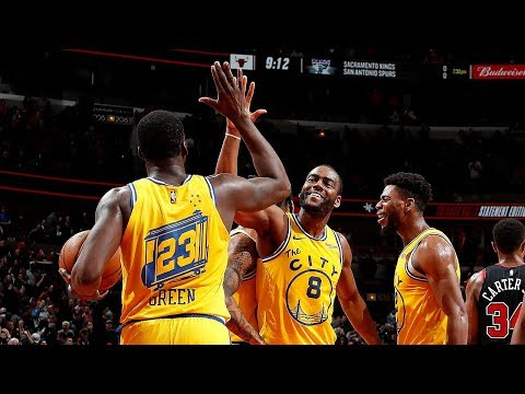 Warriors Film Session: Dubs Finish Strong in Chicago