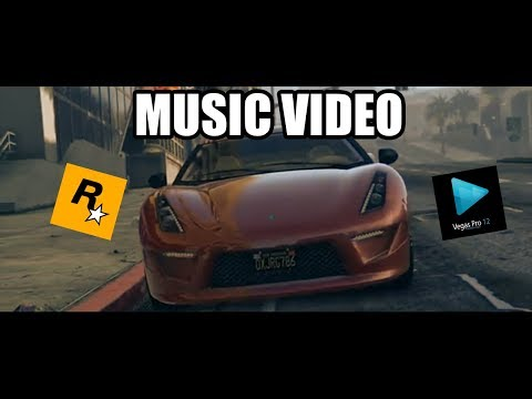 How to make a GTA 5 music video using Rockstar Editor and Sony Vegas pro