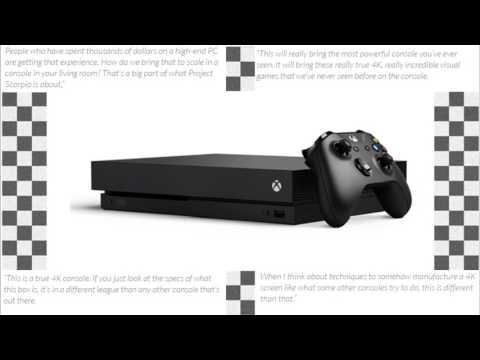 To Those Damage Controlling Xbox One X Hardware