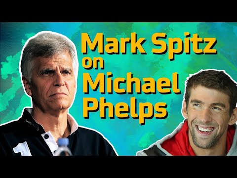 Mark Spitz - A man in the know (Michael Phelps comeback)