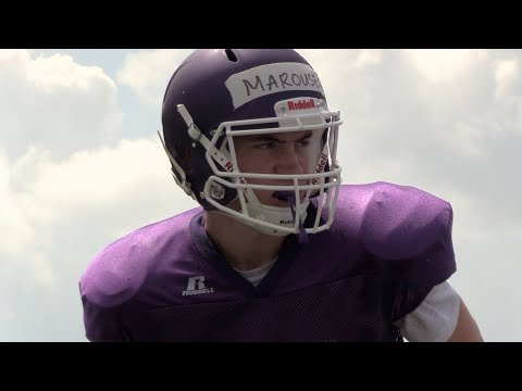 North Royalton, Joey Marousek armed for ascension