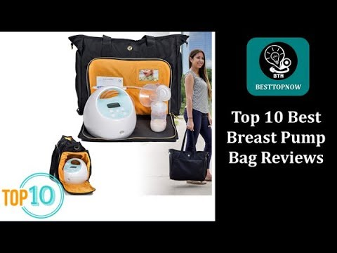 The 6 Best Breast Pump Bags of 2020
